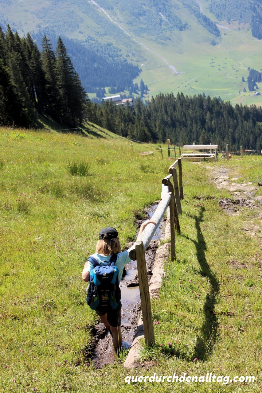 Brunnihütte - Ristis