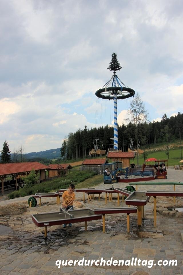 Freizeitpark Edelwies in Neukirchen