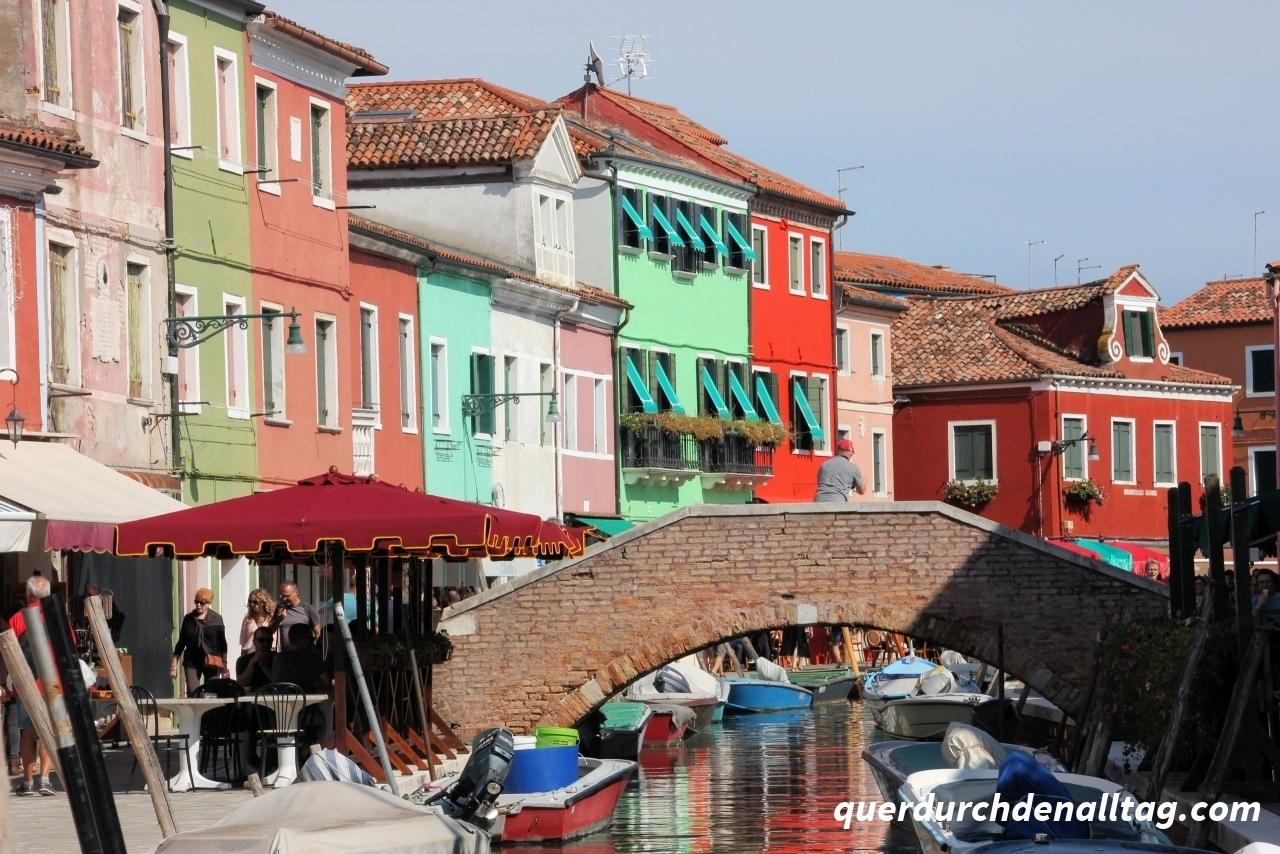 Burano Venedig Italien