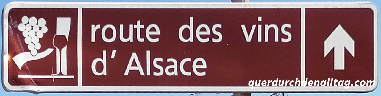 Weinstrasse Elsass