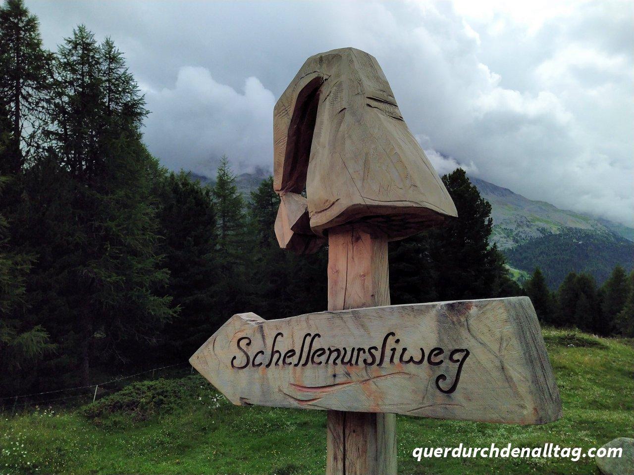 Schellenursliweg St. Moritz