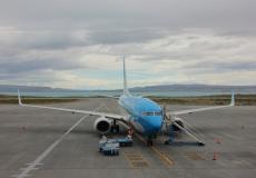 Ankunft in El Calafate