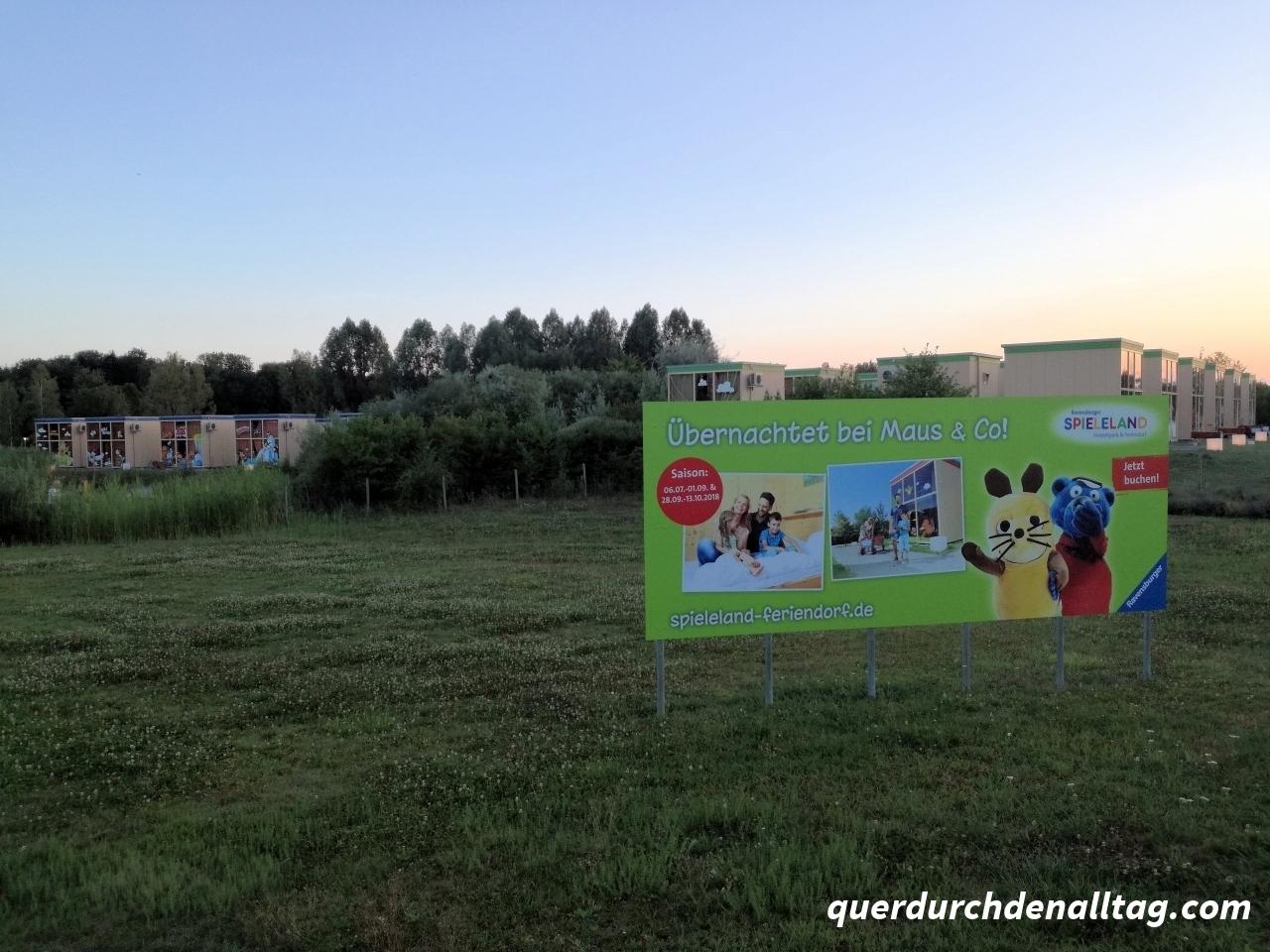 Ravensburger Spieleland Feriendorf
