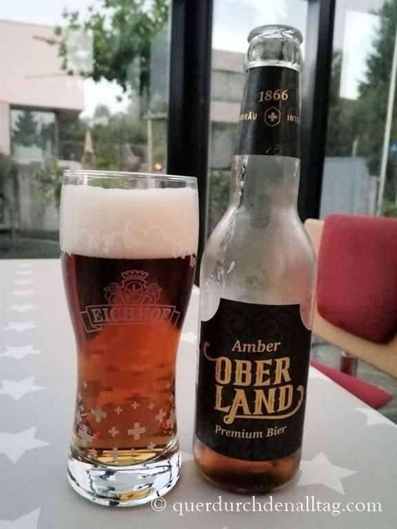 Amber Premium Bier