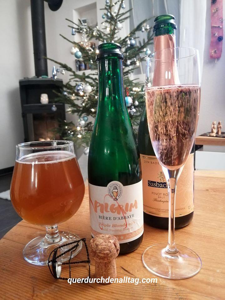 Bière d'Abbaye Triple Blonde 10%