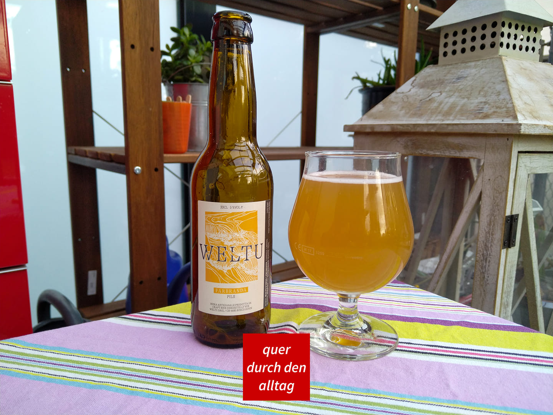 Birra Weltu Bier