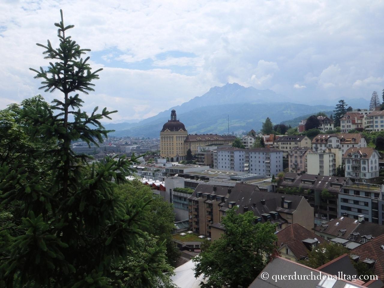 Luzern Gletschergarten