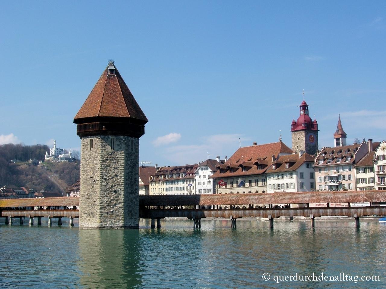 Luzern Kapellbrücke