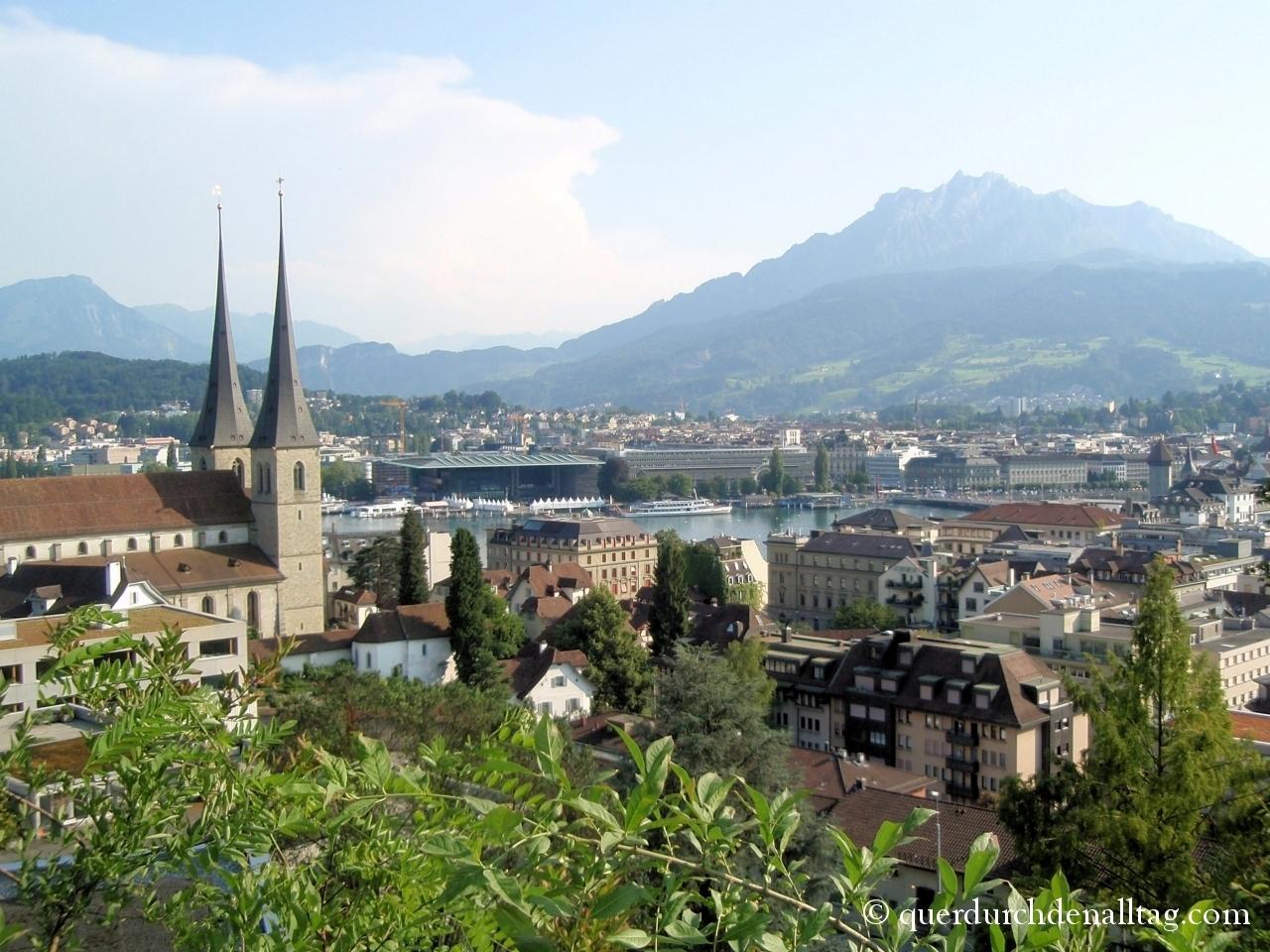 Luzern Kapuzinerweg