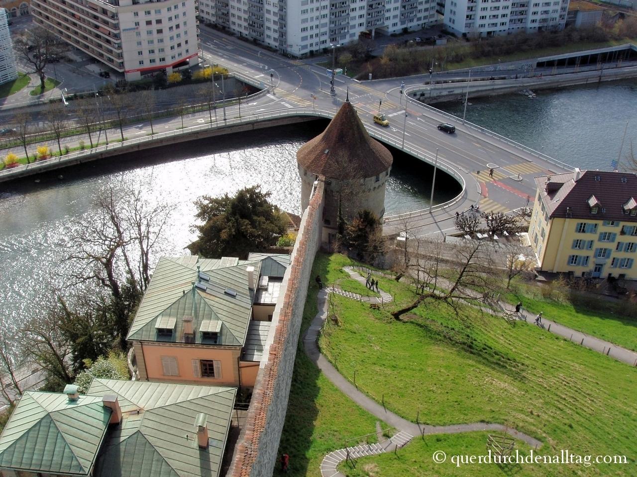Luzern Museggmauer