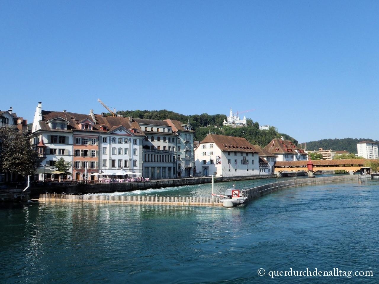 Luzern Nadelwehr