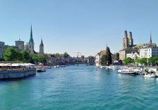 Zürich Quaibrücke