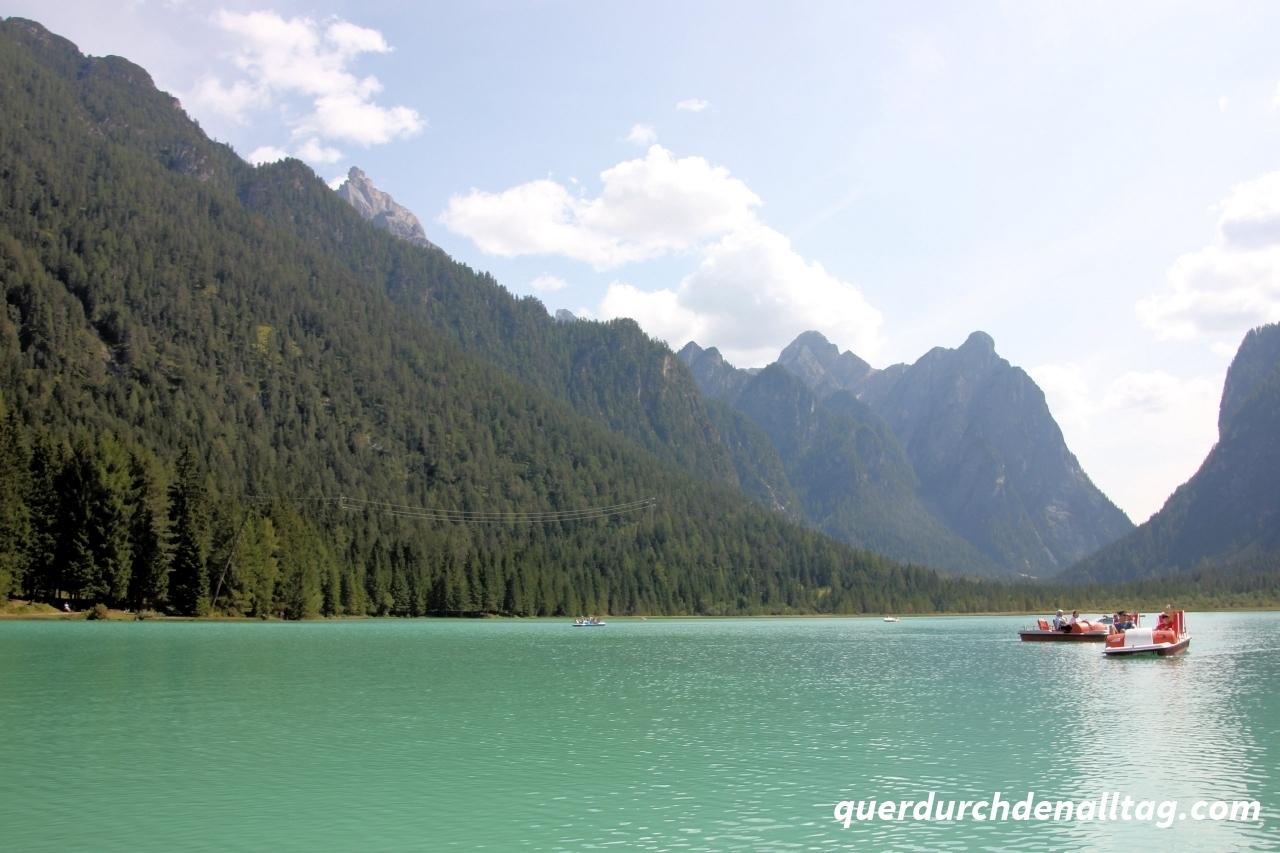 Toblacher See Südtirol