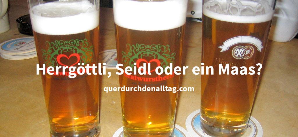 Bier Herrgöttli Seidl Maas