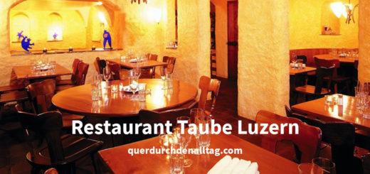 Restaurant Taube Luzern