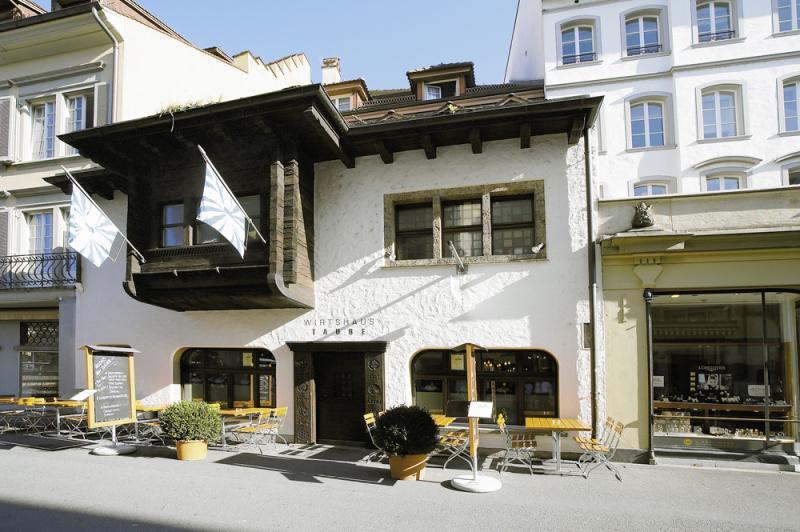 Wirtshaus Taube Luzern