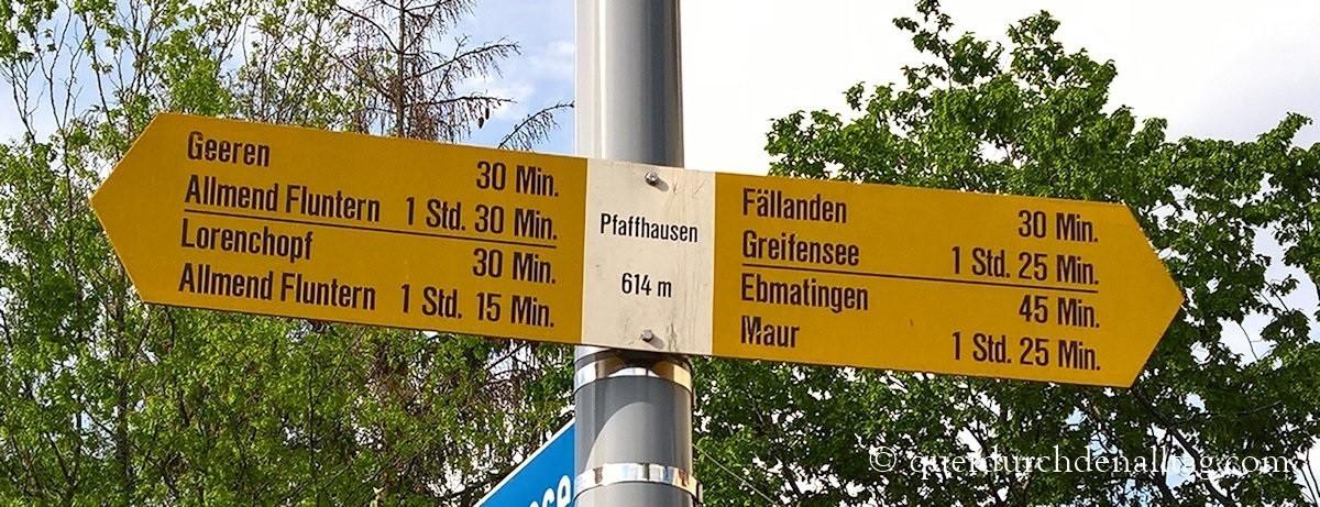 Pfaffhausen Zürich