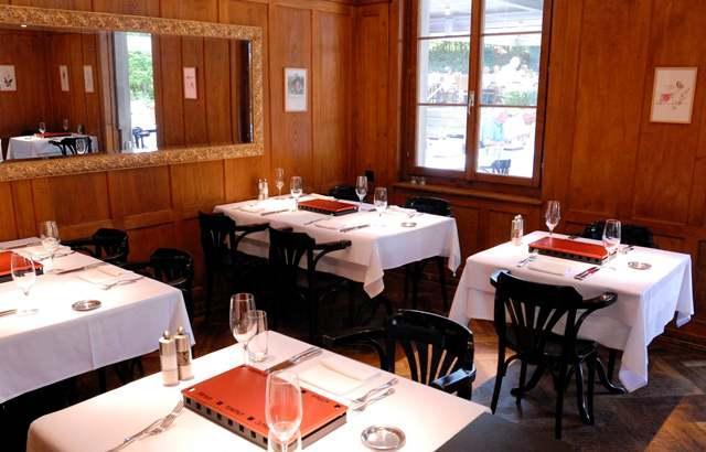 Restaurant Roter Kamm Zürich