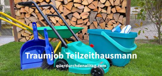 Traumjob Teilzeithausmann