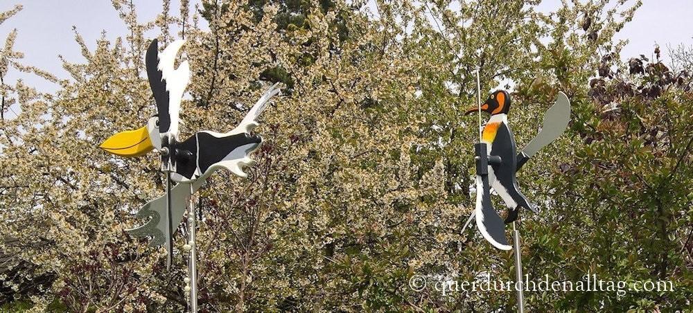Windvogel Garten