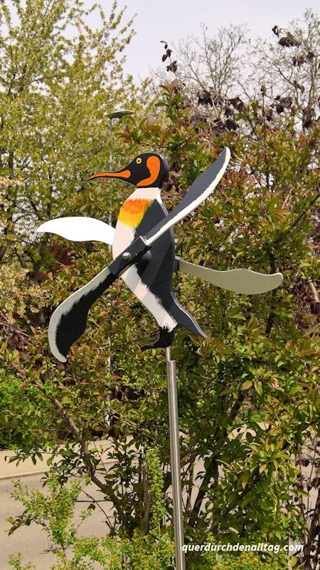 Windvogel Garten Haus