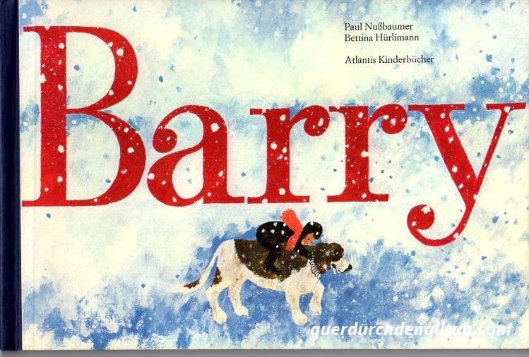 Lesen Buch Barry