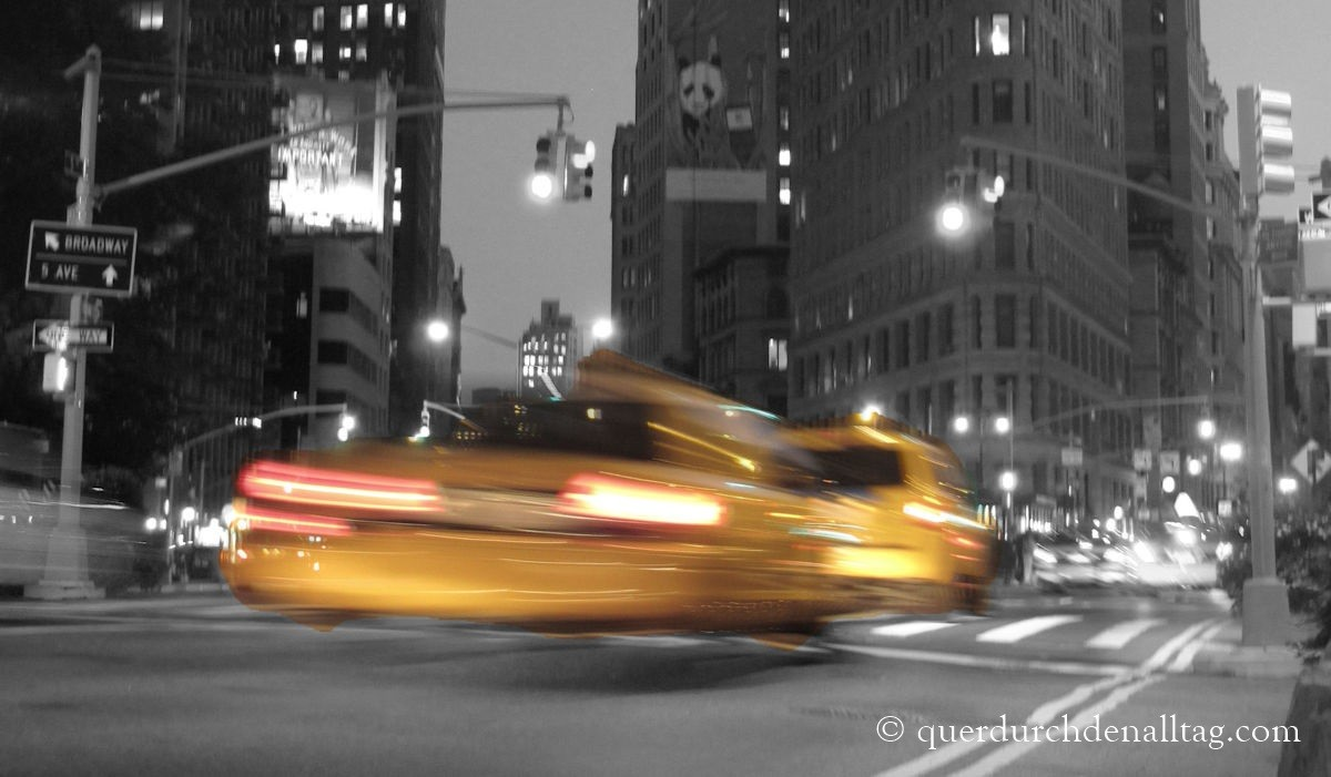 Taxi New York USA