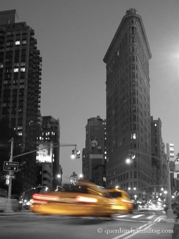 Taxi New York USA