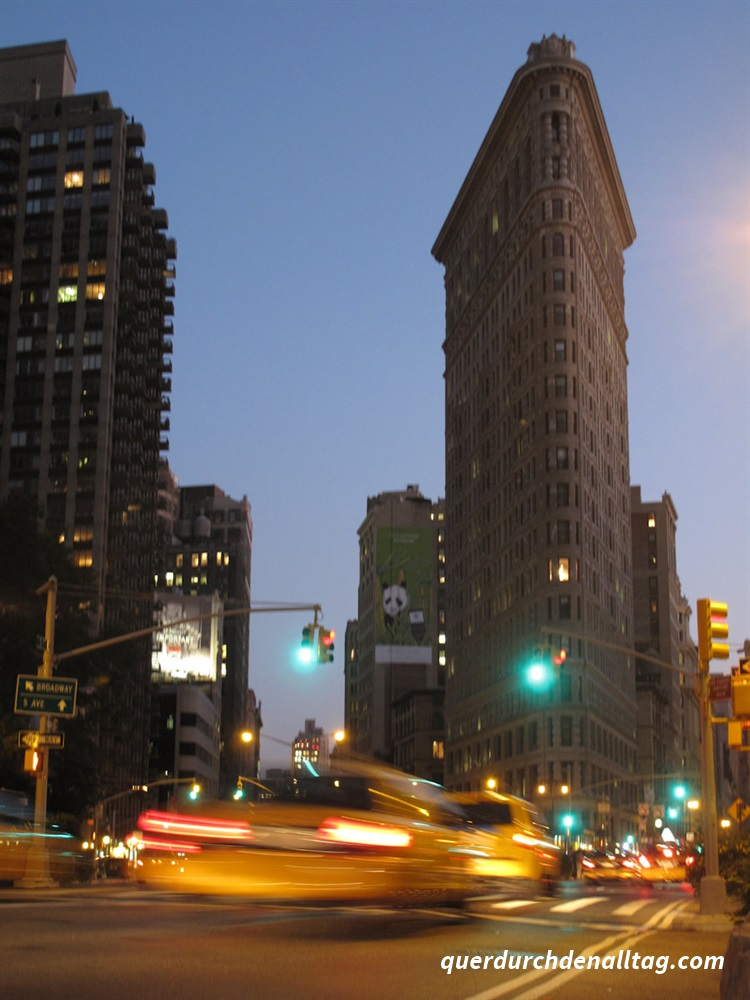 Fotobearbeitung USA New York