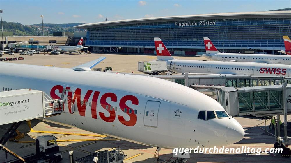 Spielplatz Zuschauerterrasse Flughafen Zürich