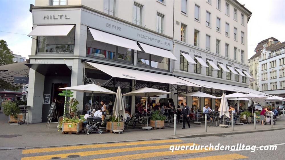 Restaurant Hiltl Zürich