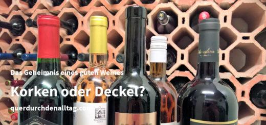 Wein Korken Deckel