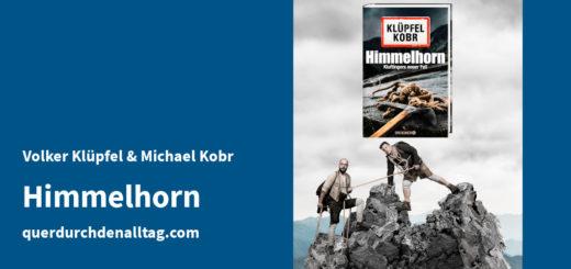 Volker Klüpfel Michael Kobr Kluftinger Himmelhorn
