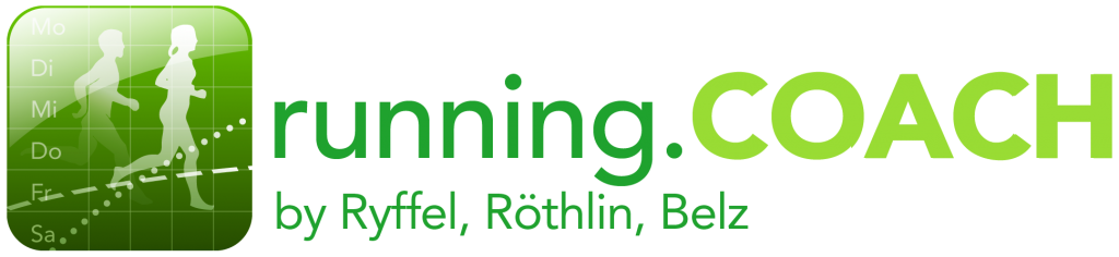 running.COACH by Ryffel, Röthlin, Belz