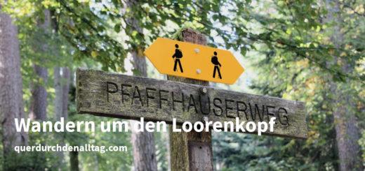 Wandern Loorenkopf Zürich