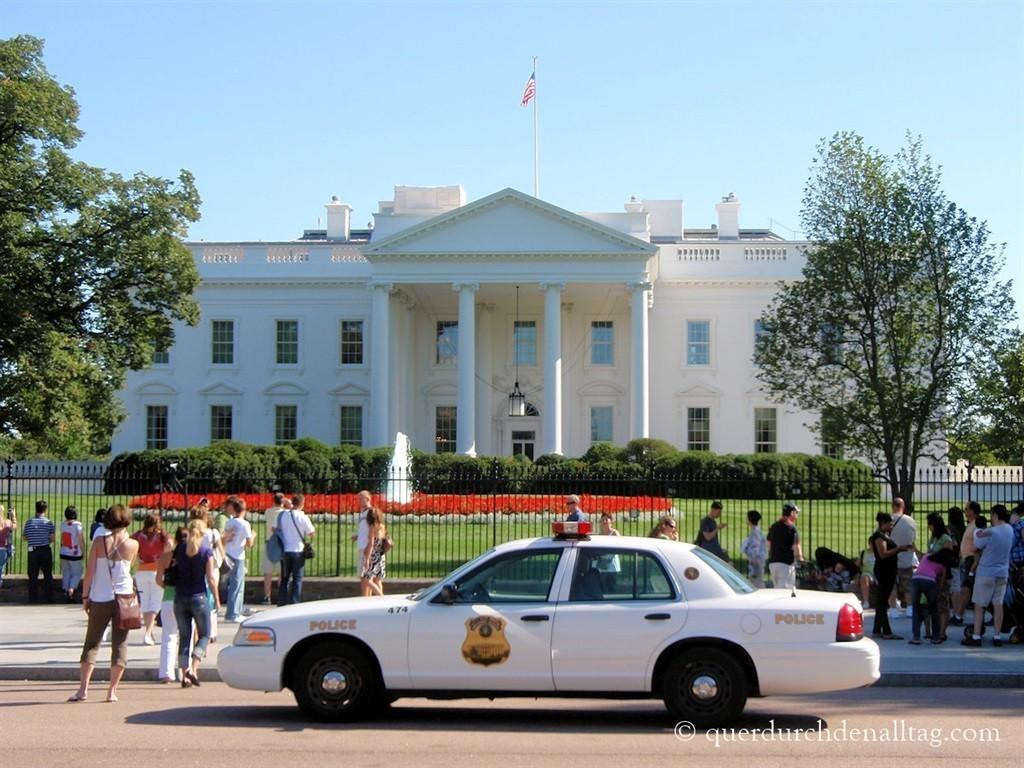 Das Weisse Haus USA