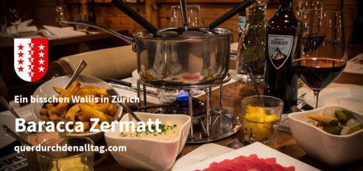 Baracca Zermatt Kloten Zürich