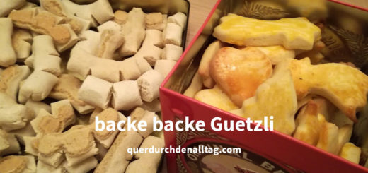 Advent Guetzli backen