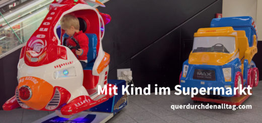 Eltern Kind Supermarkt