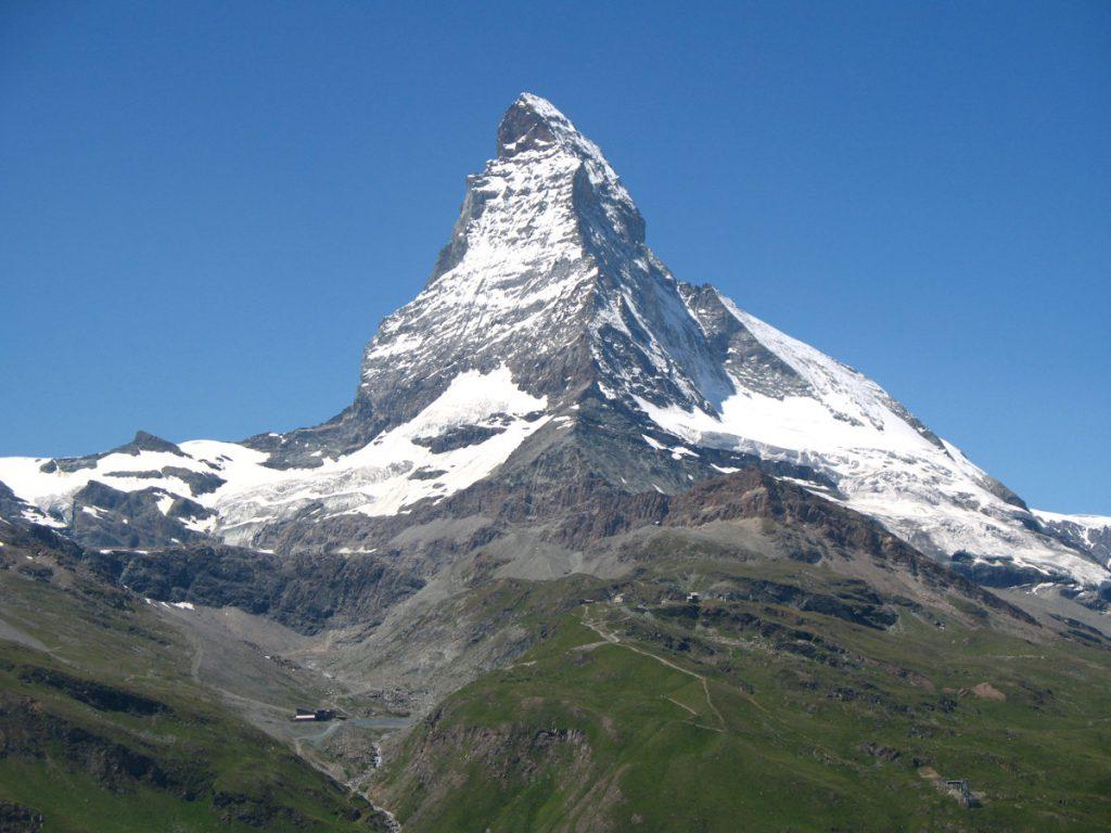 Matterhorn Zermatt Wallis
