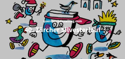 Silvesterlauf Zürich Laufen