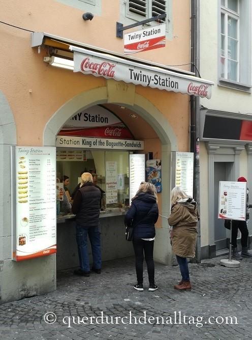 Twiny Station Luzern
