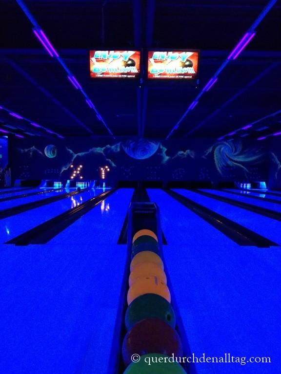 In Bewegung Bowling