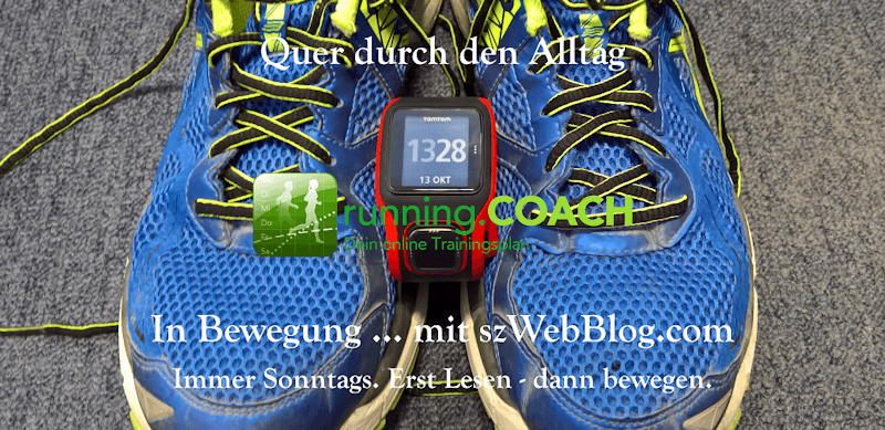 In Bewegung running.COACH