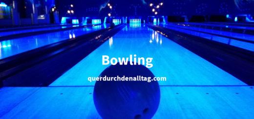 Bewegung Bowling