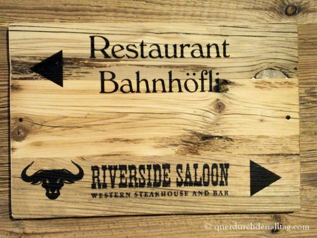 Restaurant Bahnhöfli Root