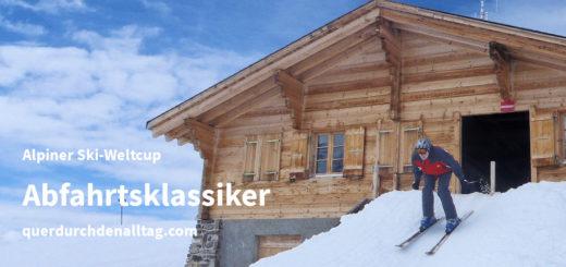Lauberhorn Wengen Abfahrt Ski