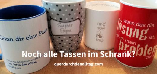 Tassen Schrank