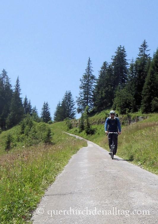 Wandern Bärentrek Hohtürli Blüemlisalp