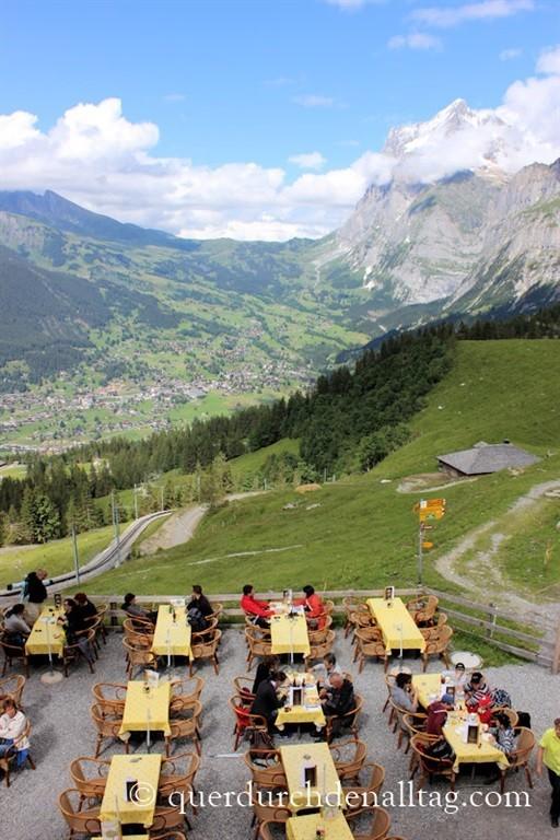 Wandern Bärentrek Alpiglen Eiger